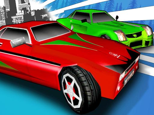 Classic 1990 Racing 3D
