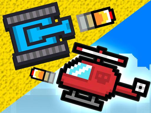 Pixel Battles