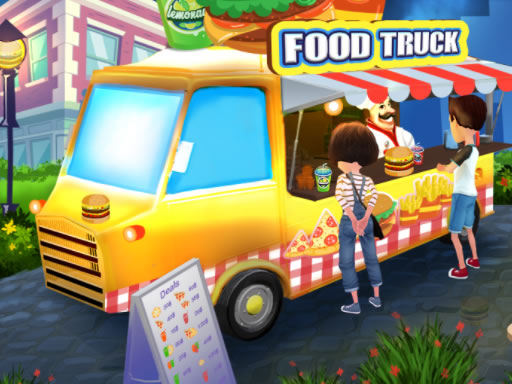 Hidden Burgers in Truck