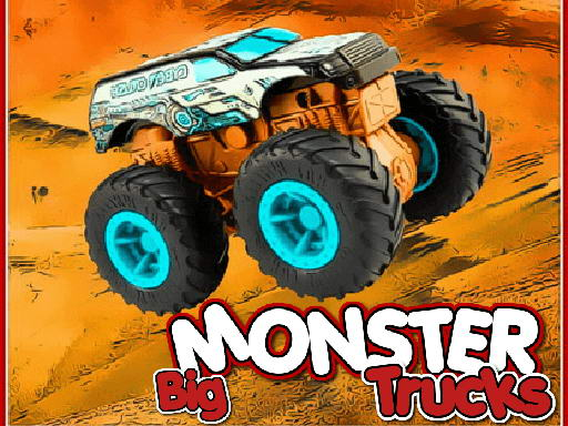Big Monster Trucks