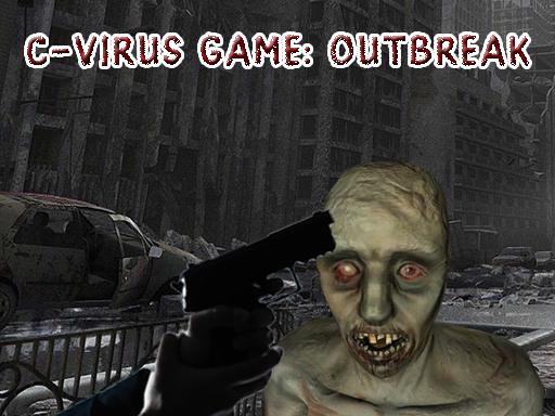 C Virus Game: Outbreak 🏆 Games Online