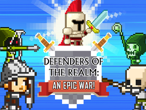 Defenders of the Realm  an epic war !