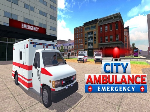 Ambulance Rescue Simulator  City Emergency Ambulance