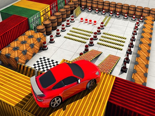 Free car parking games 3d  Free Parking Simulator