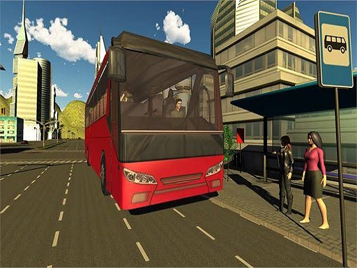 Offroad Passenger Bus Simulator  City Coach Simulator