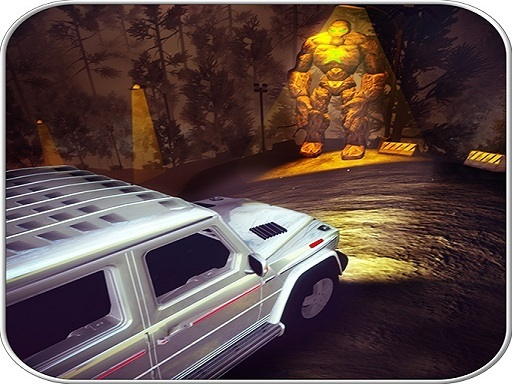 Scary Car Driving Sim Horror Adventure Game