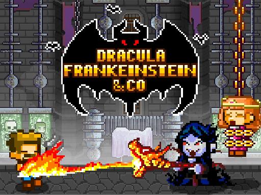 Dracula , Frankenstein and Co