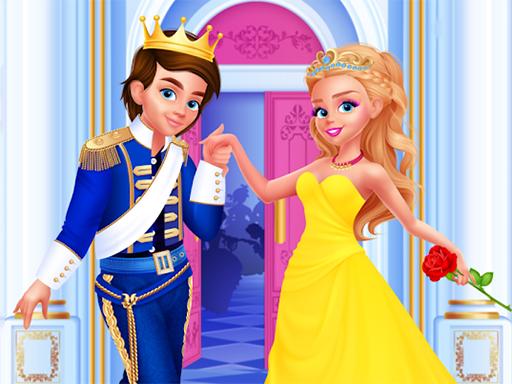 Cinderella and Prince Wedding