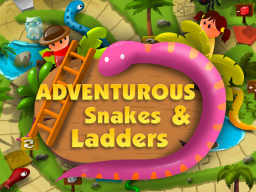 Adventurous Snake and Ladders