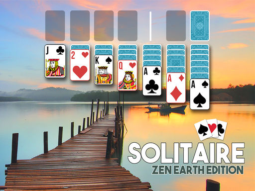 Solitaire  zen earth edition