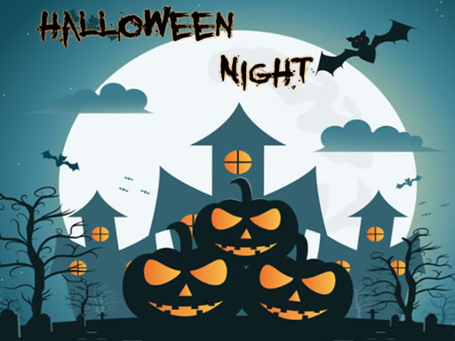 Halloween Night Jigsaw