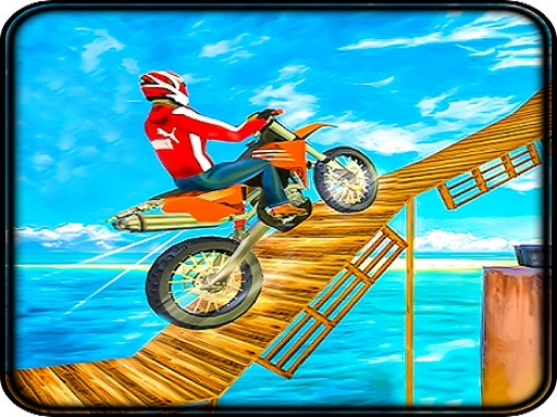 Offroad Real Stunts Bike Race  Bike Racing Game 3D