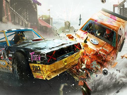 Demolition DERBY Challenger  EXtreme Car Racing 3D