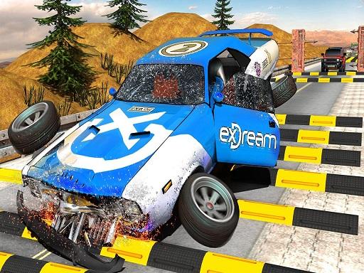 Reckless Car Revolt  Highway Car Racer