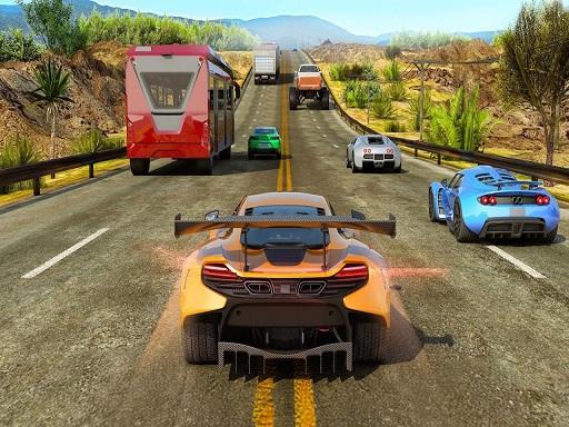 Real Car Traffic Racer