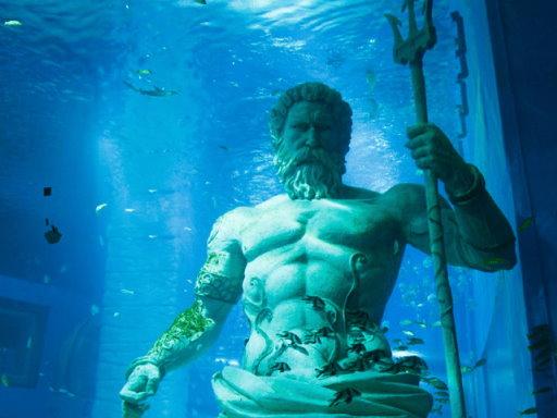 Underwater Hidden Numbers