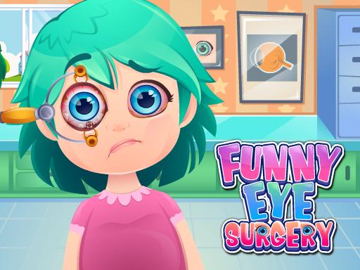 Funny Eye Surgery
