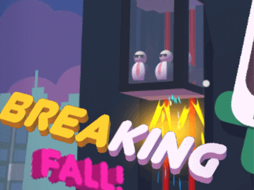 Breaking Fall Jigsaw